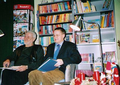 2000-04-037 Wilhelm van Hoegen und Kai Magnus Sting