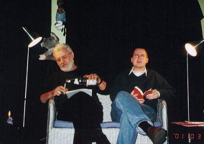 Weihnachten mit K.M. Sting und Wilhelm