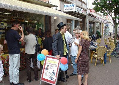 Sommerfest mit Magic Udo