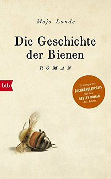 Buchempfehlung: Die Geschichte der Bienen
