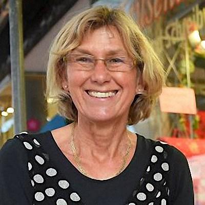 Petra Lorberg, Inhaberin Tausendundein Buch