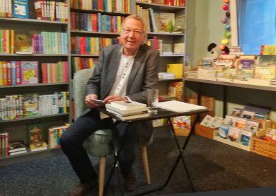 Werner Zapp liest bei Tausendundein Buch