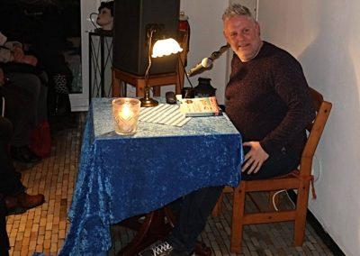 Lesung: Mörderische Brotzeit; mit Mark Seebürger