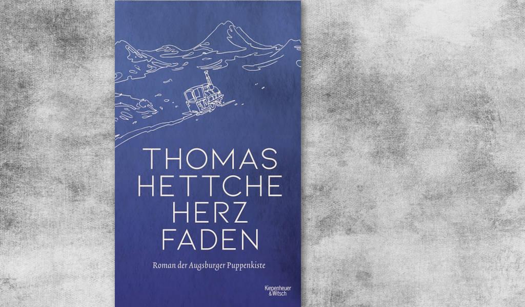 Buchempfehlung Tausendundeiner Buch: Herzfaden von Thomas Hettche