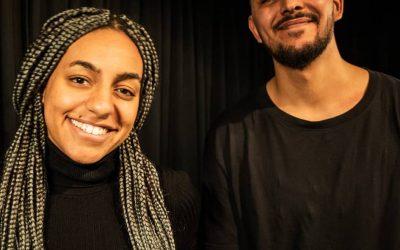 27.10.21: Lisa Brück & Abdul Kader Chahin im KS36